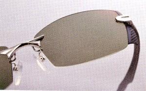 偏光サングラス度付きの精度は、偏光レンズの製法技術によって見え方に違いがある。
