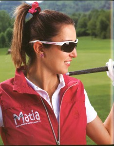 小顔の方、女性の方に適したスポーツサングラスのサングラス専門ショップのご提案