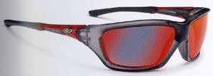 スポーツサングラスは、機能及び遮光及びファッションの重点課題を考慮した設計が重要