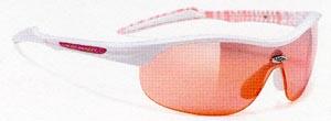 小顔の方、女性の方に適したスポーツサングラス度入りのサングラス専門ショップ