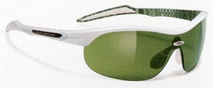 小顔の方、女性の方に適したスポーツサングラス度付きのサングラス専門ショップ