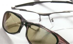 度付きサングラスを製作される方にお勧めの度入り偏光サングラスは、偏光レンズの製法と技術の差によって違いがあります。