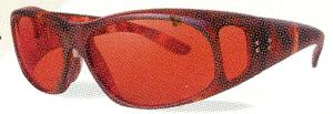 快適な視界を確保する遮光レンズを仕様した遮光サングラスは理想のサングラスです。