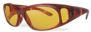 医療用に開発された遮光レンズの機能を採用したウォーキングサングラスです。