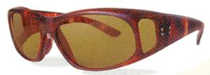 医療用に開発された遮光用レンズの機能を採用したウォーキングサングラスです。