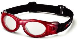 キッズのスポーツどきに適しているメガネのキッズスポーツメガネフレームのご紹介ショップ。