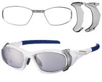 メガネを掛けてスポーツをされる方にとって、度付きスポーツグラスの選び方は大切です。