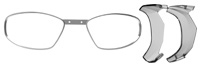 眼鏡を掛けている方でスポーツをされる時のサングラス選びは大切です。
