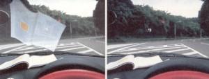 ドライブどきに適したサングラス選びは、偏光サングラスをお奨めいたします。