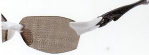 タレックスの偏光レンズカラーは世界で唯一の特許を持ったレンズです。
