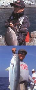 偏光サングラスは釣りどきにとても効果があるサングラスです。