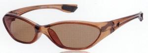 度付き眼鏡にも使用しているCR39素材を仕様した偏光サングラスをご提案。