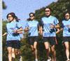 マラソン、ジョッキング、ランニングどきの快適な度付きメガネのご紹介