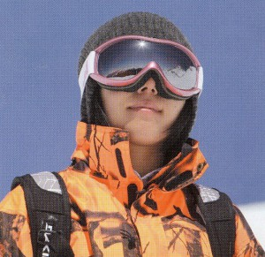 女性用スキーゴーグル、スノーボードゴーグルのご提案ゴーグル専門店。
