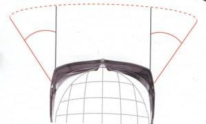 メガネを掛けたままサングラスを掛ける便利な偏光サングラスのご提案。