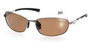 偏光レンズのカラー選びは見え方に違いがでます。