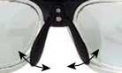 スポーツサングラスはフレーム設計も重要ですが、レンズカラー選びも大切です。