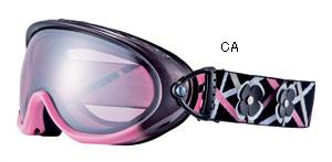 スキー用ゴーグルAX;580WMD女性用