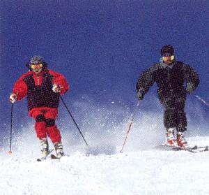 めがねを掛けている人のスキーどきの度付きゴーグルの情報発信基地。