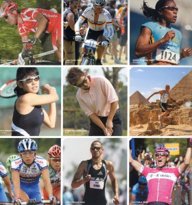 スポーツにはスポーツ競技に適したサングラスがあります。