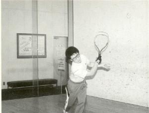 テニスで使用可能な子供用度付きスポーツゴーグル