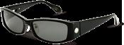 ウォーキングどきに適したおしゃれなご婦人用偏光レンズ仕様のスポーツ用サングラスです。