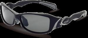 ウォーキングどきに適したスポーティなご婦人用偏光レンズ仕様のスポーツ用サングラスです。