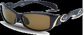 ウォーキングどきに適したスポーティな偏光レンズ仕様のスポーツサングラスです。