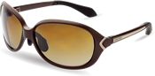 レディース用偏光レンズ仕様のウォーキング用サングラスです。
