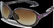 ウォーキングどきに適したおしゃれな女性用偏光レンズ仕様のスポーツ用サングラスです。