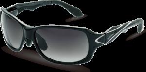 女性用タイプのスポーティな偏光レンズ仕様のウォーキングサングラスです。