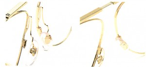 折りたたみコンパクト老眼鏡は旅行やお買物どきにバックに収納でき便利です