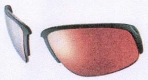 眼鏡を掛けている方のスポーツ競技に合ったスポーツメガネ度つきのご紹介
