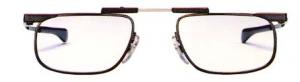神田スリムフォールド SF003ー700 携帯用折りたたみ老眼鏡