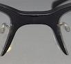 普段メガネにスクーター時のヘルメットを考慮したメガネフレームのご提案