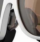 眼鏡とゴーグルとサングラスと度入りゴーグルと度付きサングラスを1本でをご提案