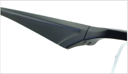 RD:Kabrio flip-up ML78 09 09テンプルの特徴
