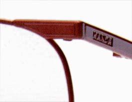 カンダスリムフォールド SF007ー052 コンパクト折りたたみ老眼鏡