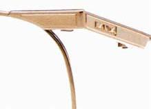 カンダ老眼鏡 スリムフォールド SF001ー100