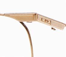 カンダ老眼鏡 スリムフォールド SF002ー100
