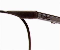 カンダ携帯老眼鏡 スリムフォールド SF002ー300