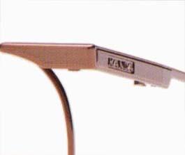 カンダ携帯用老眼鏡 スリムフォールド SF002ー500