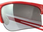 メガネを掛けている方のスポーツどきに適したスポーツグラス度付きのご提案