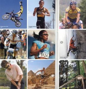 普段、眼鏡を掛けている方にとってスポーツをされるときのスポーツグラス度付きを提案