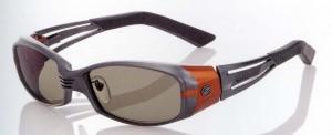 偏光サングラス ジールZEALヴェロセカンド1300 タレックス偏光レンズ仕様
