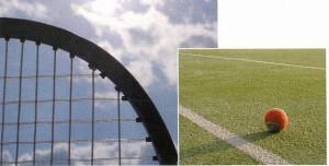 テニスどきのサングラスに適したテニス用サングラス選びはレンズカラーが大切
