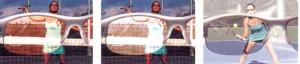 女性のテニスどきに適したスポーツ用サングラスのご提案