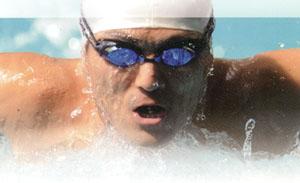 メガネを掛けている方のスポーツグラス度入りは競技によって選ぶご提案