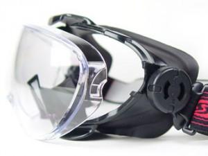オートバイ時にメガネの上から掛けるバイクゴーグル眼鏡のご提案