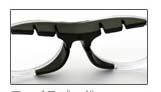SVSー600Nサッカー保護眼鏡子供用フェイスパッド